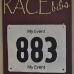 Race Bib Display Holder