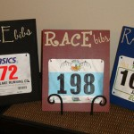 Race Bib Holder All Three